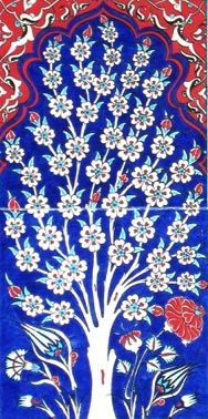 Tree of life - iznik Turkey