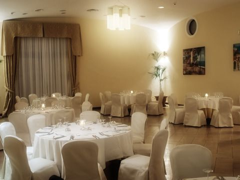 Meeting space in Le Cheminée Business Hotel, Naples (Italy)