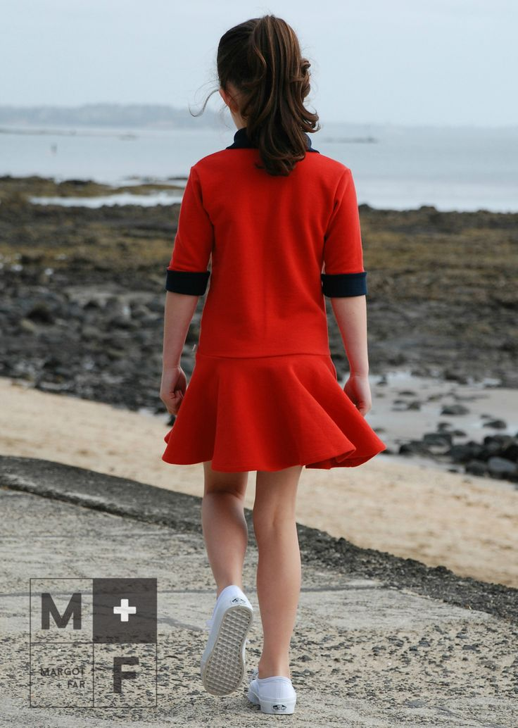Does your little girl love fashion? Do you have a thing for classic styles with a retro twist? We can help! MARGOT + FAR offers a new take on premium, trans-seasonal cothing for boys and girls aged 3-8. Our children's wear is made responsibly in New Zealand from ethically sourced fabrics (organic cottons and sustainable bamboo) – and it's super cute. Visit our website now and receive a discount when you sign up for our newsletter. Featured here: MARGOT + FAR Juliet dress