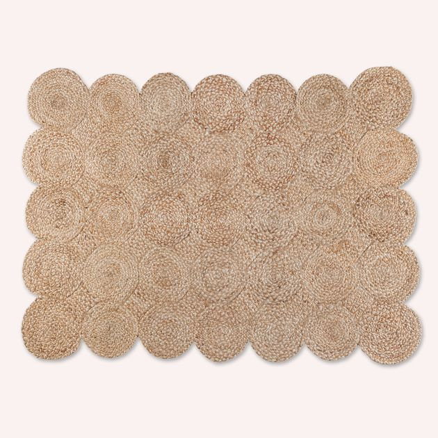 COCO-MAT carpet jute biscuit. Available in 4 dimensions.