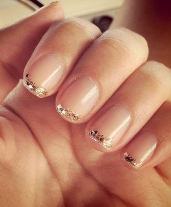 french tip nails ideas