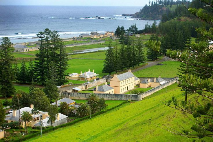 Fascinating & beautiful : Norfolk Island (an Australian Territory)