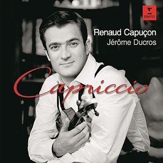 Renaud Capucon - Capriccio-Works For Violin & Piano