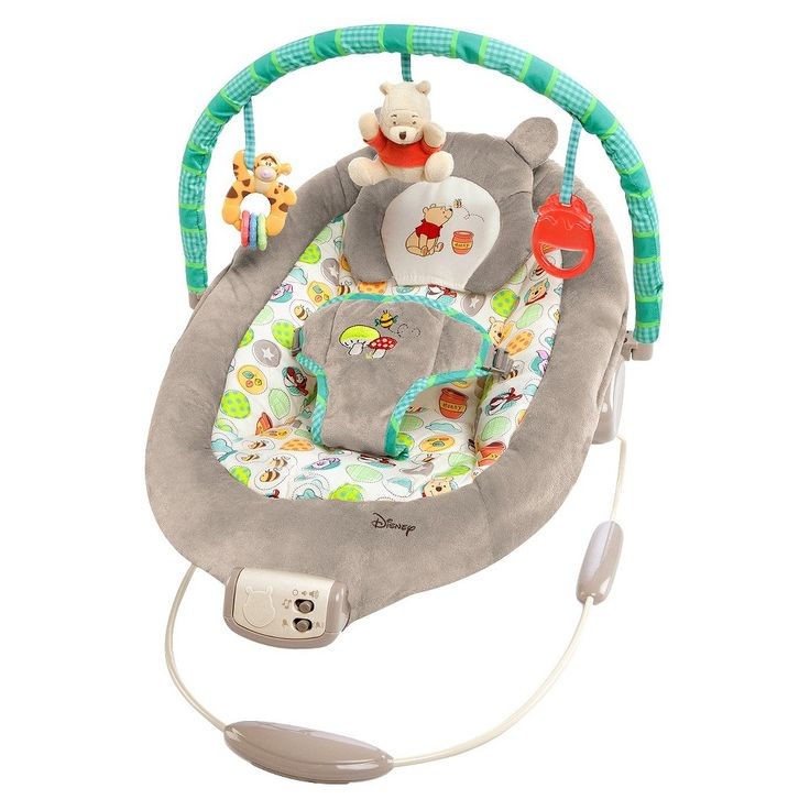 Disney Winnie The Pooh Bouncer, Baby bouncer, Baby