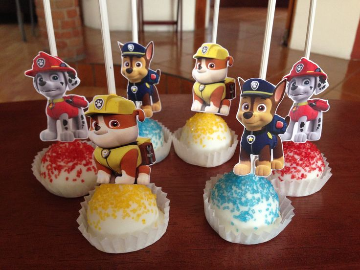 paw patrol cake pops 1155 best images about lo 250 ltimo on minnie 6395