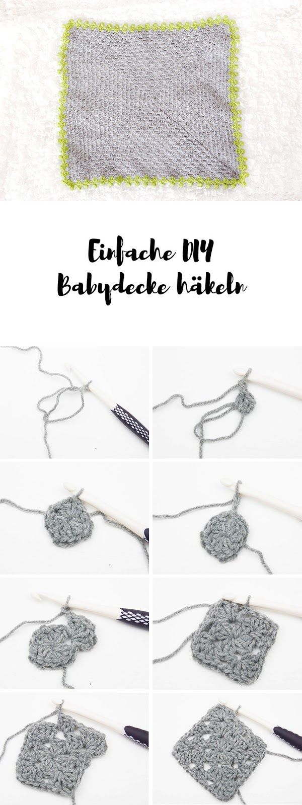 52 best Häkeln und Stricken images on Pinterest | Knit crochet ...