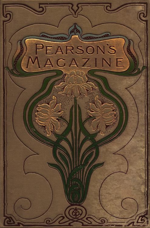 Pearson's Magazine was a monthly periodical first published in Britain in 1896.