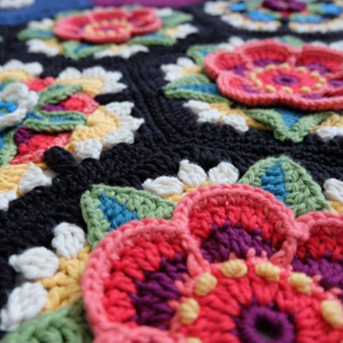 Brand new crochet blanket inspiration