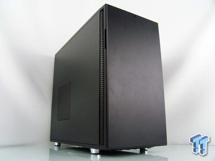 Fractal Design Define R5 Mid-Tower Chassis Review