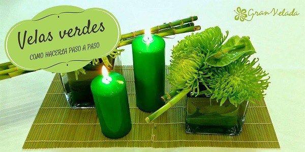 Velas verdes