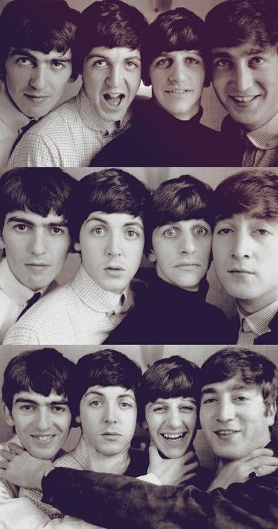 I love this. The Beatles were very funny and sweet people. It's too bad people these days  think that their music is for old people. Their music is for anyone who wants to listen to it.
