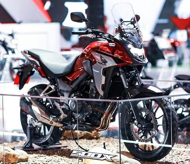 Honda Cb 500x 2020 Foi Inspirada Na Hornet Honda Cb Honda Cb 500
