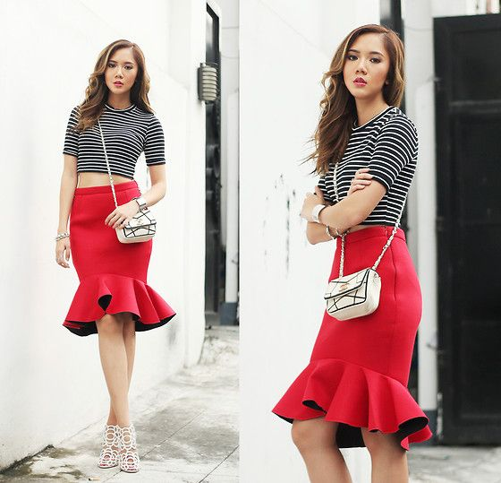 Get this look: http://lb.nu/look/6880104 More looks by Camille Co: http://lb.nu/camille_c Items in this look: Choies Skirt #chic