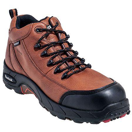 Reebok Women's RB444 Tiahawk Waterproof EH Composite Toe Boots