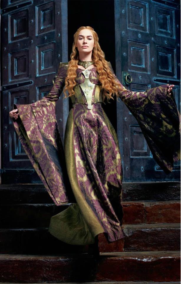(Lena Headley Game of Thrones)