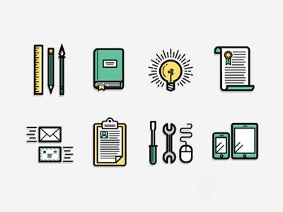 Resume Icons [Rebound]