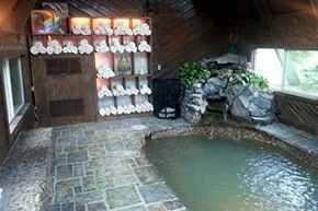 Twin peaks lodge adults only mineral hot spring