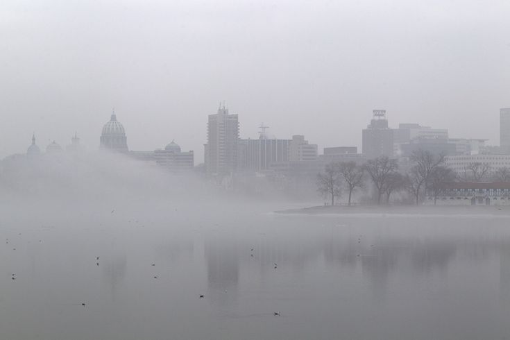fog pictures | Dense fog advisory issued for Harrisburg area this morning | PennLive ...