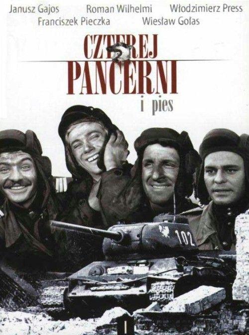 Czterej pancerni i pies (Serial TV 1966-1970) - Filmweb