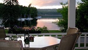 Sunapee NH Cottages - Lake Sunapee lodging, Mount Sunapee Resort sking