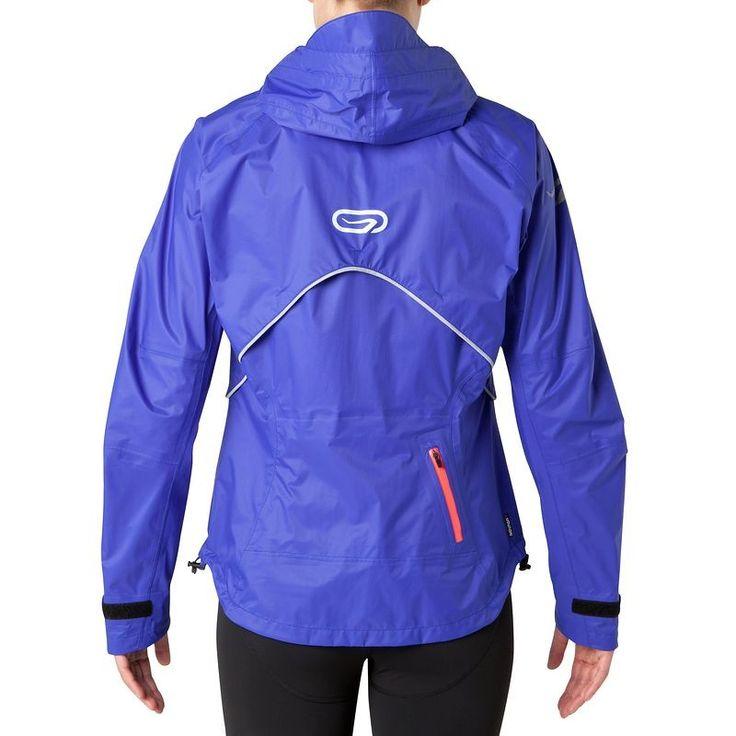 Deporte Running Running, Trail, Triatlón - CHAQUETA IMPERMEABLE RUNNING MUJER KALENJI KIPRUN RAIN  KALENJI - Ropa de Running
