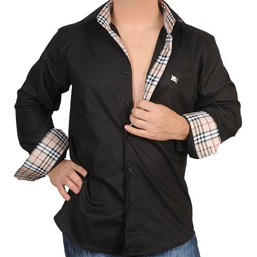17 Best ideas about Burberry Shirts For Men on Pinterest