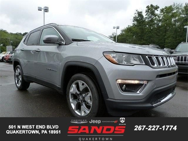 2019 Jeep Compass Limited For Sale In Quakertown Pa Sands
