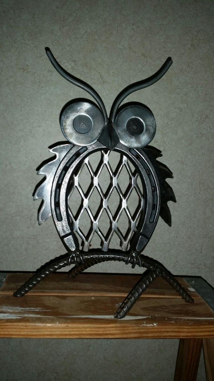 Very creative owl