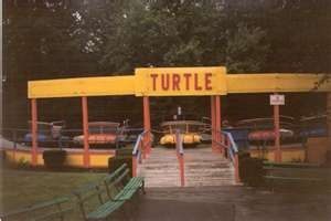 The turtle ride at Idora Park, Youngstown, Ohio