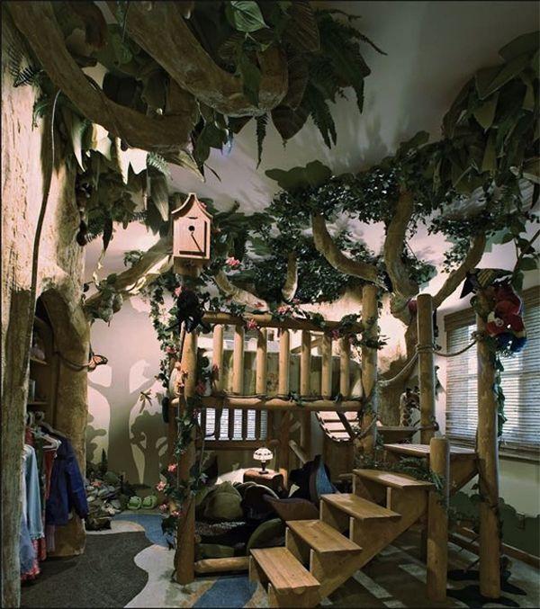 Kid S Jungle Room
