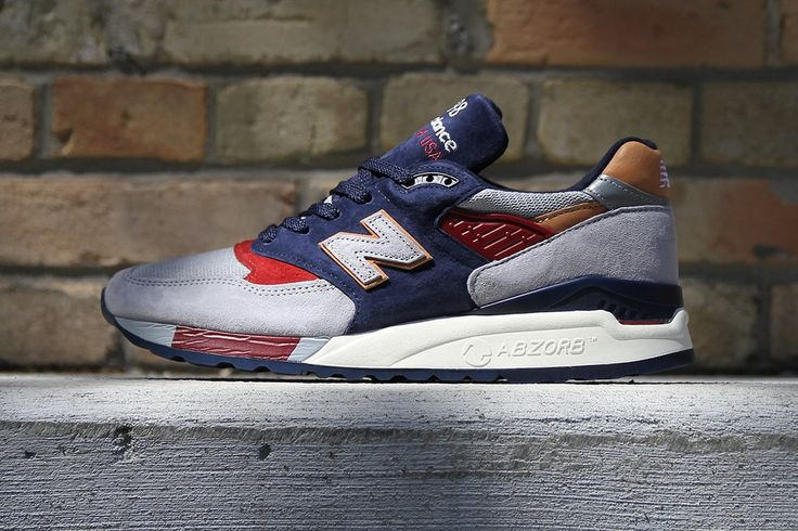 New Balance 998 'Desert Heat' - EU Kicks: Sneaker Magazine