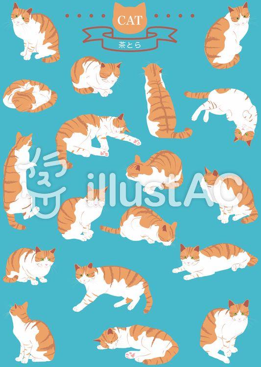 フリーイラスト アイコン サンプル アルファベット 素材 猫 Www