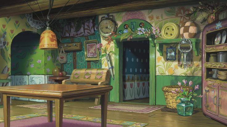 Arrietty Interiors