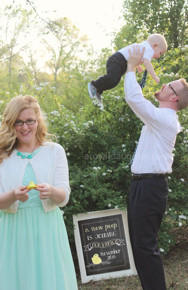 Best 25 Easter pregnancy announcement ideas – Second Baby Announcement Ideas
