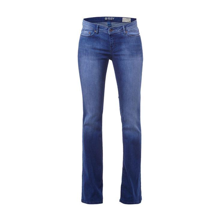 Tom Tailor Denim Stone Washed 5-Pocket-Jeans für Damen