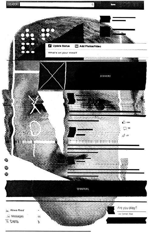 Jaron Lanier on Lack of Transparency in Facebook Study - NYTimes.com déformation, dégénérescence, casser, dénaturer, bug informatique, contamination.
