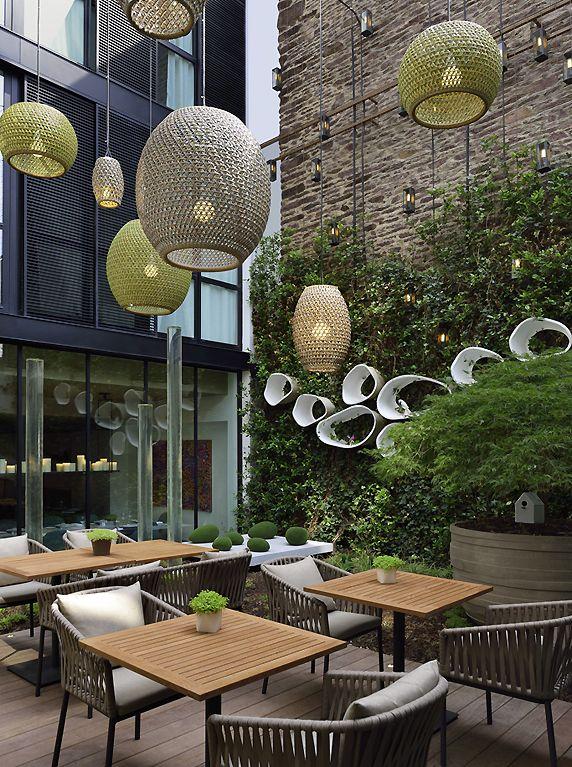 25 best ideas about restaurant exterior design on. Black Bedroom Furniture Sets. Home Design Ideas