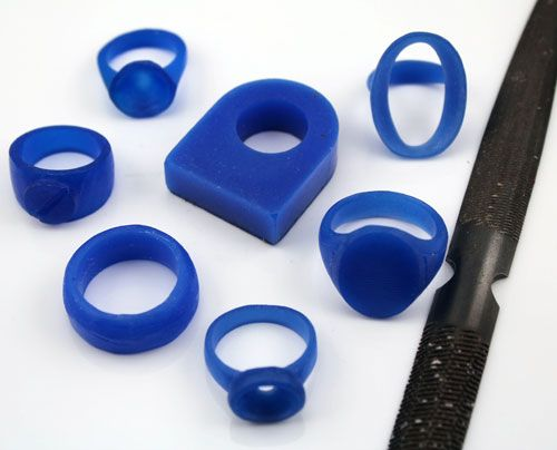 Wax casting jewelry making