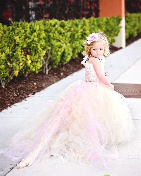 Flower Girl Dress, love.
