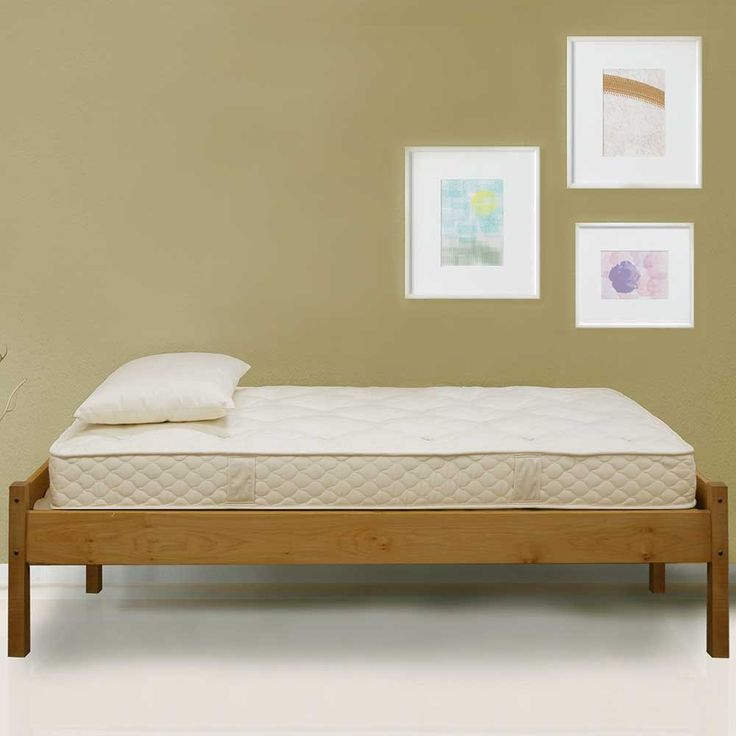 organic twin mattress sale