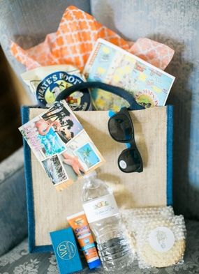 312 best OOT Bags Out of Town Guest Bags images on Pinterest