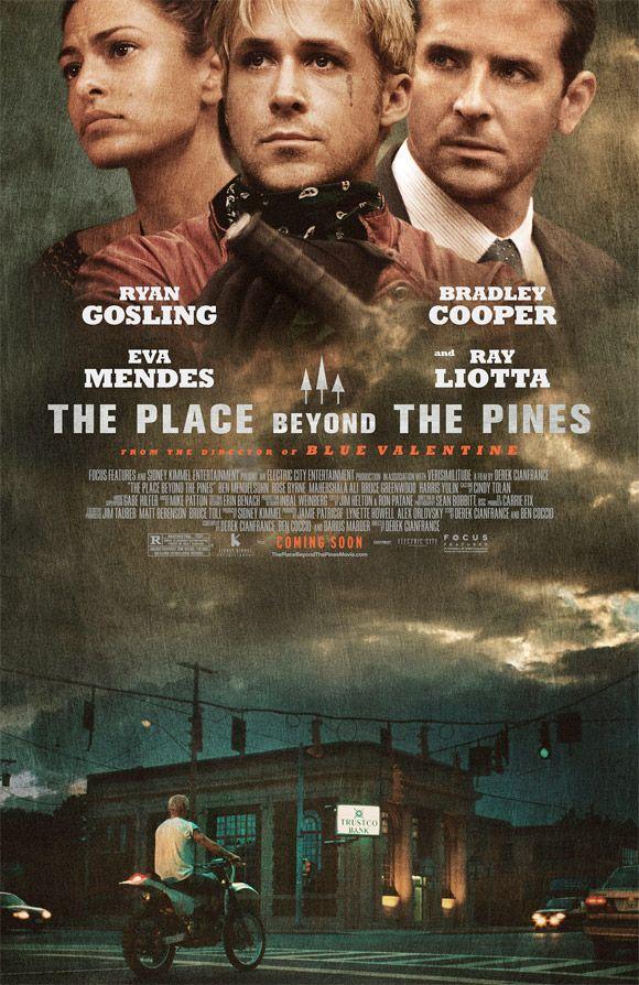 Primeiro poster de The Place Beyond the Pines, novo filme do diretor Derek Cianfrance.