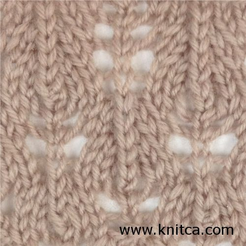 244 best images about Knitting Stitches on Pinterest Ribs, Lace and Lace kn...