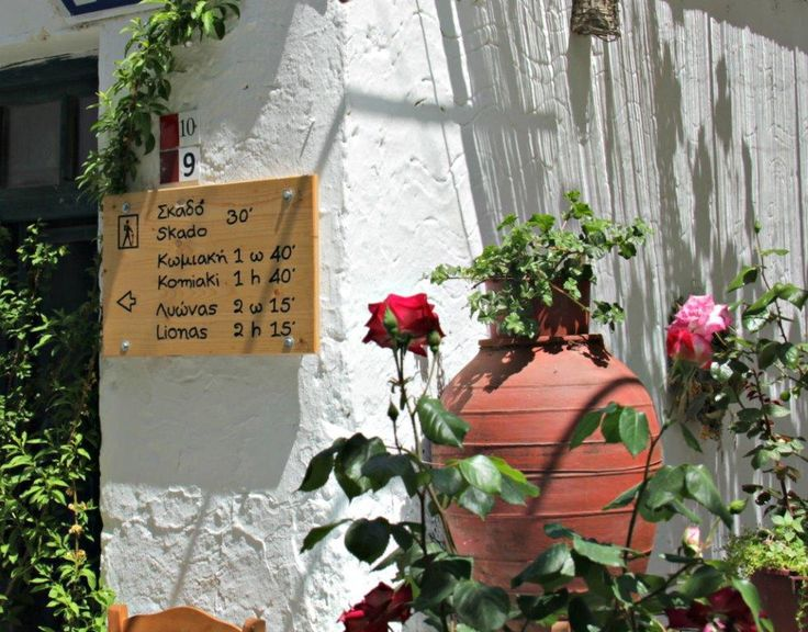 Why Naxos is the Best of the Greek Islands Hiking www.compassandfork.com