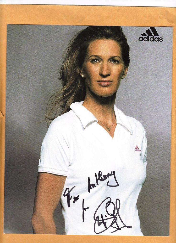 Steffi Graf Signed Photo 15 E | eBay                                                                                                                                                                                 Mehr
