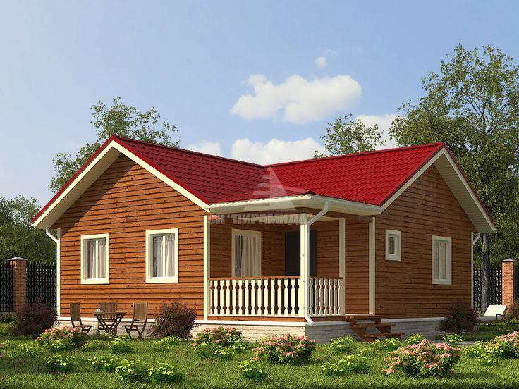 Строительство каркасных домов. Каркасные дома под ключ недорого - СК ПИРАМИДА