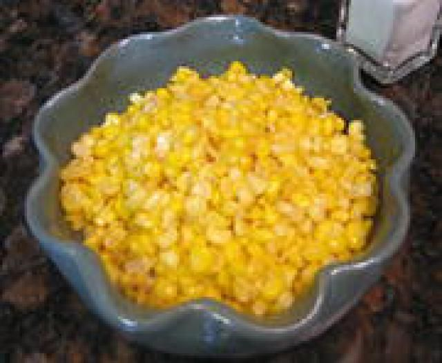 Buttery Southern Fried Corn: Fried Corn