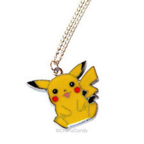 Pokemon Pikachu Character Pendant Necklace First_Look http://www.amazon.com/dp/B00H5X9FY2/ref=cm_sw_r_pi_dp_K2YJtb1BHF002QMY