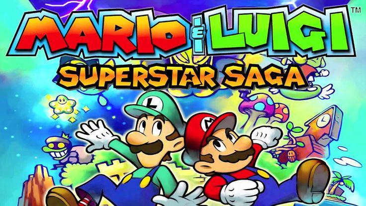 Chucklehuck Woods - Mario & Luigi: Superstar Saga