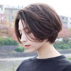 Amazing and Cute Hairstyle for Short Hair - Fashion #shorthair